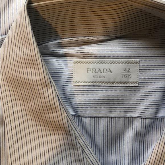 8427c55c Prada Men's Dress Shirt NWT